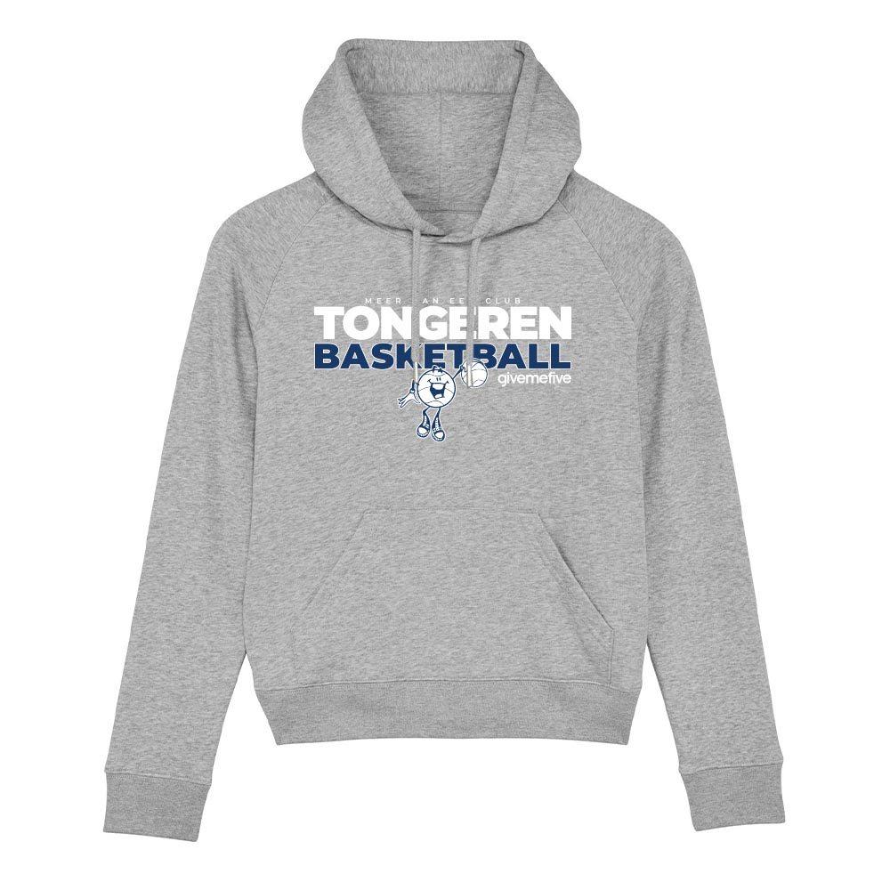 Sweat-shirt capuche femme – Tongeren Basketball