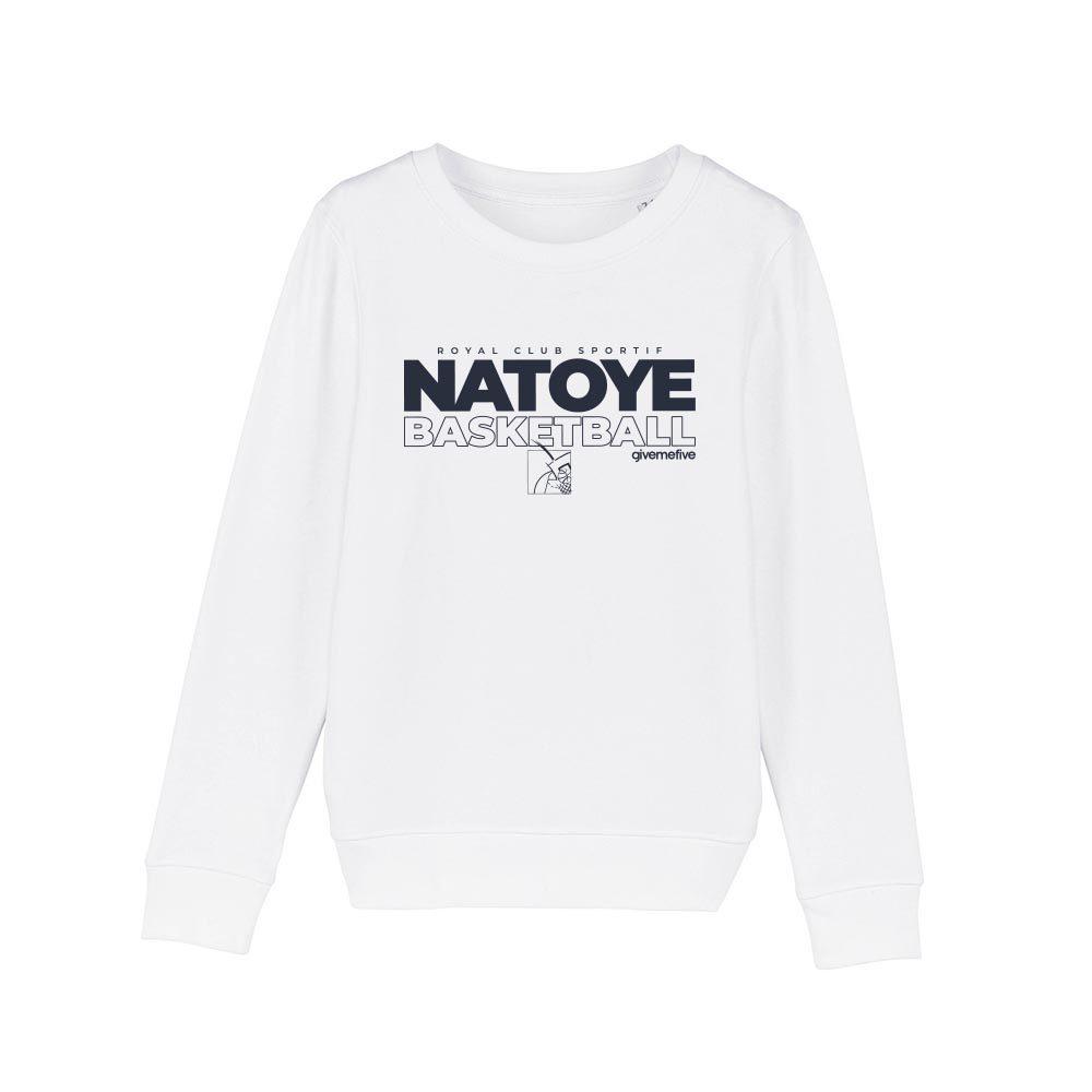 Sweatshirt enfant – Natoye Basketball