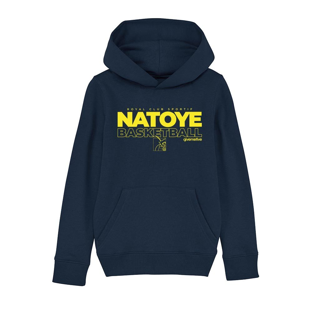 Sweatshirt capuche enfant – Natoye Basketball