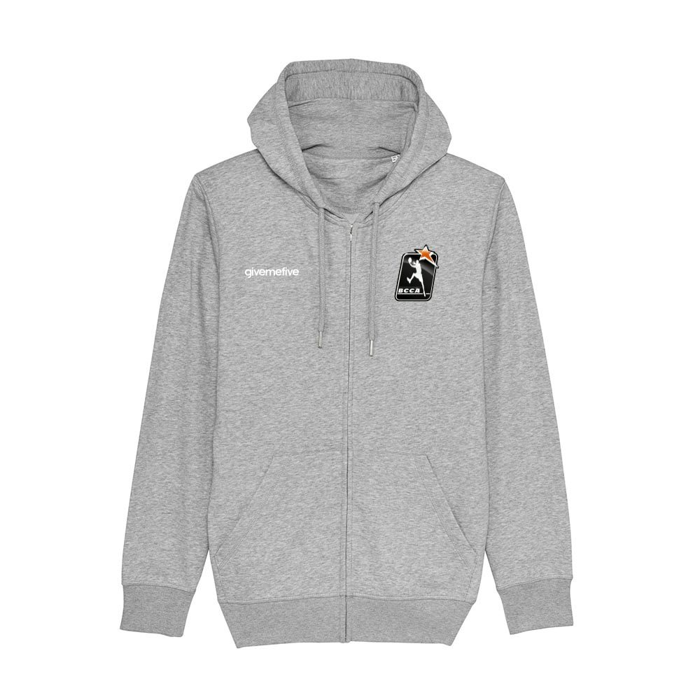 Sweat-shirt capuche zippé – BCCA