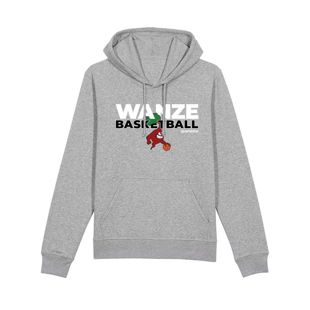 Sweat-shirt capuche – Wanze Basketball