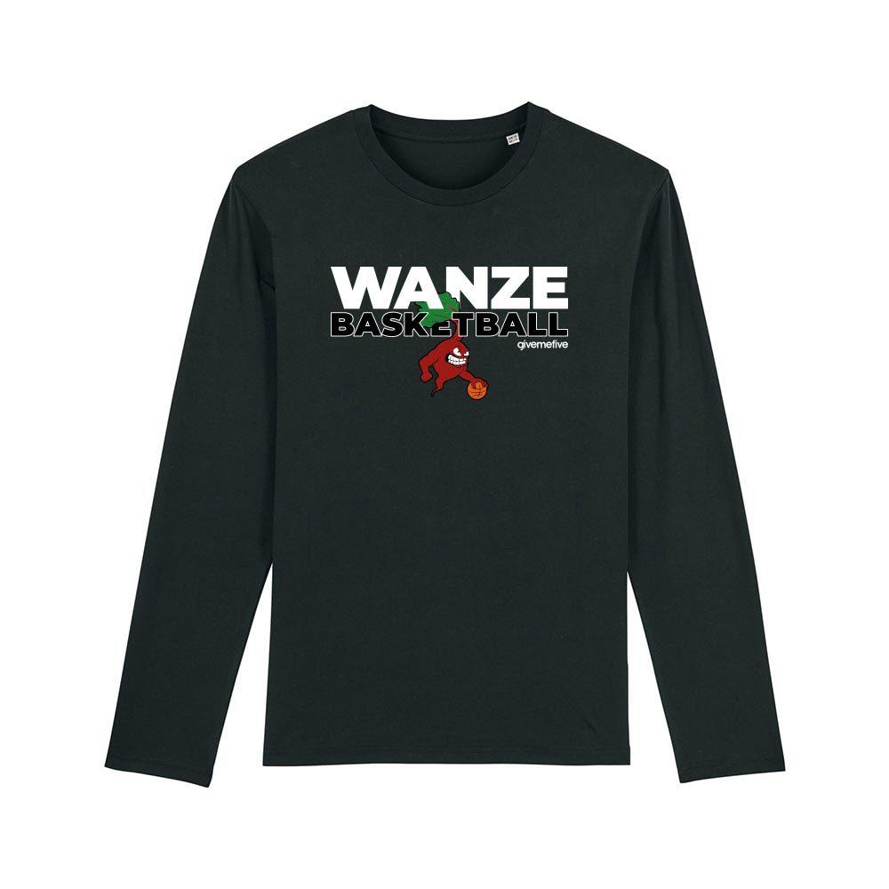 T-shirt manches longues – Wanze Basketball