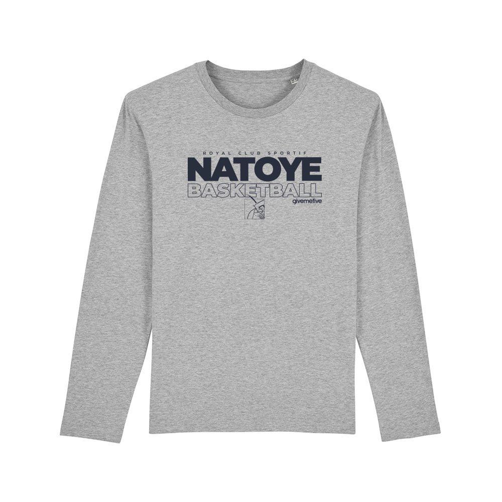 T-shirt manches longues – Natoye Basketball