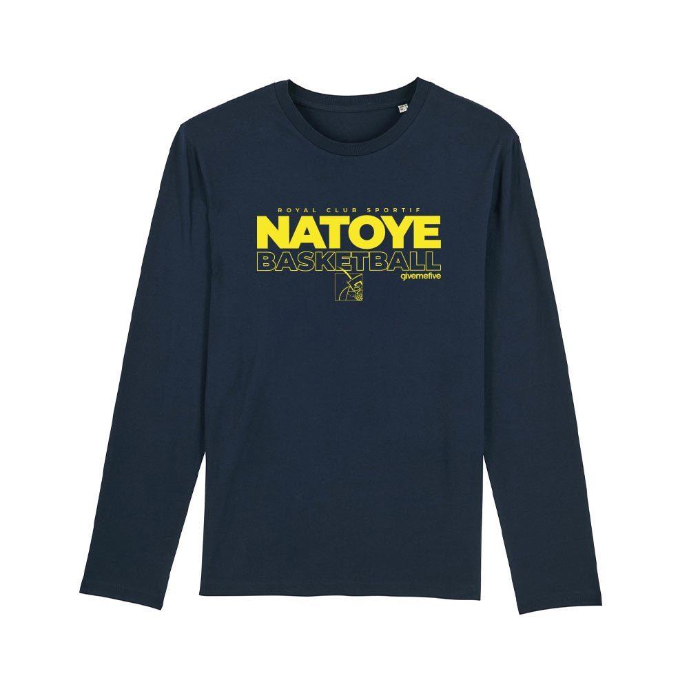 T-shirt manches longues enfant – Natoye Basketball