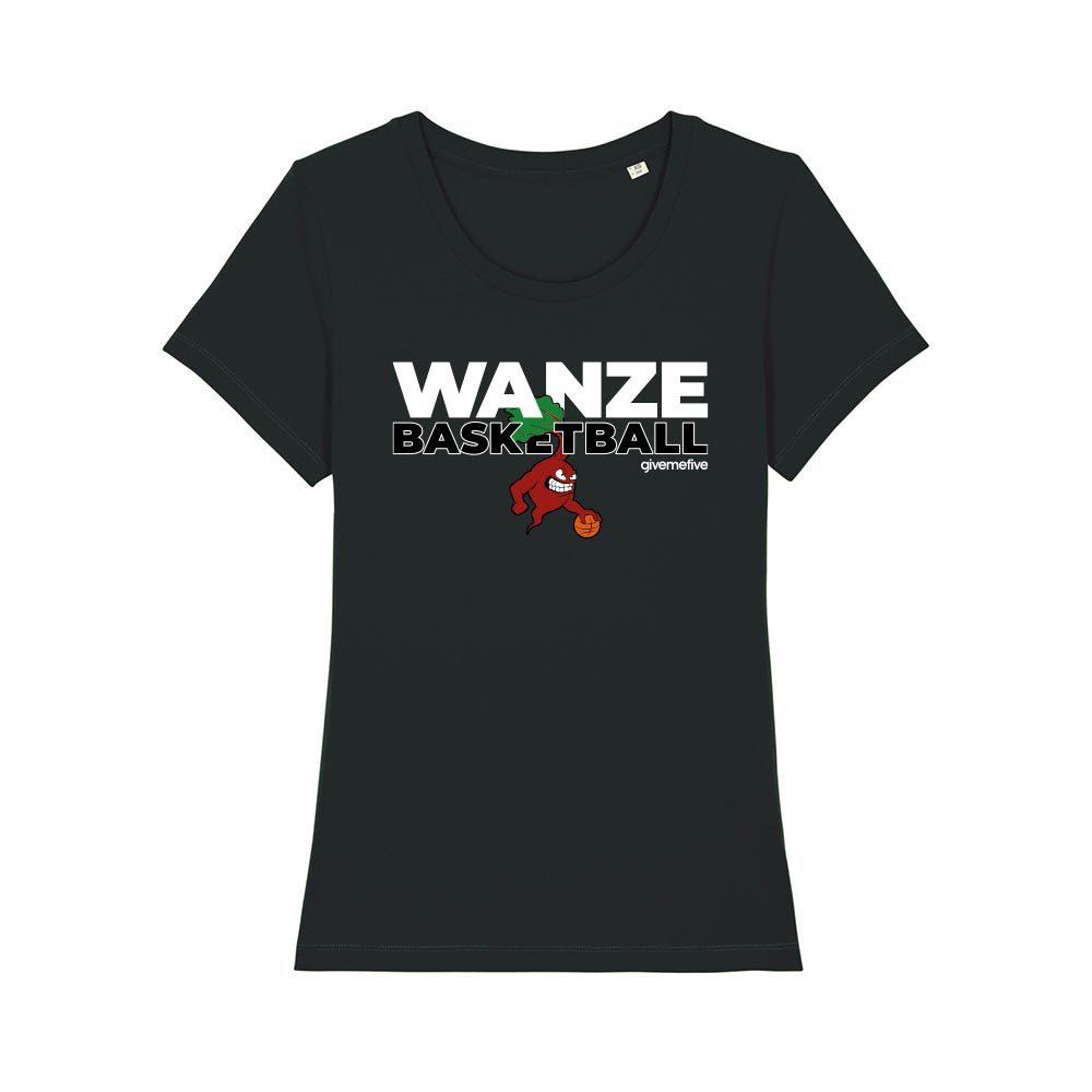 T-shirt femme - Wanze Basketball