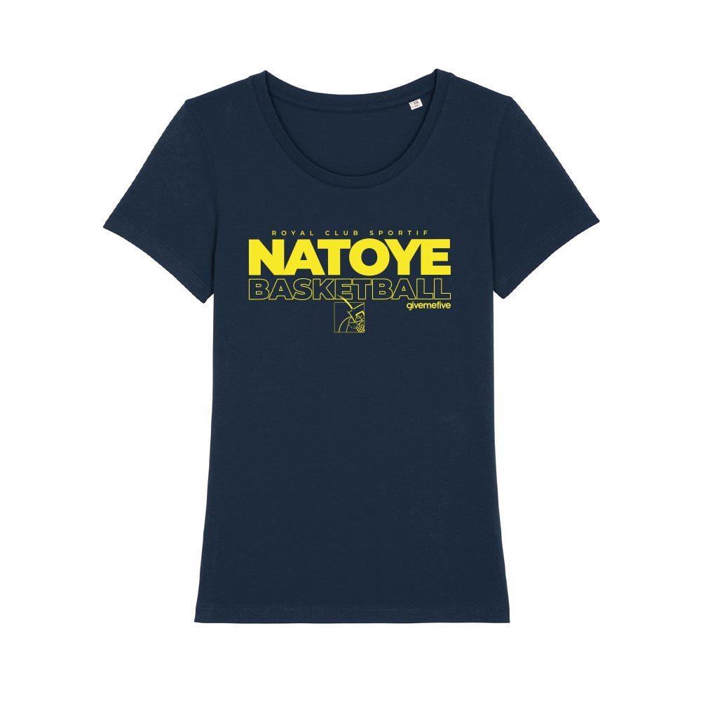 T-shirt femme - Natoye Basketball