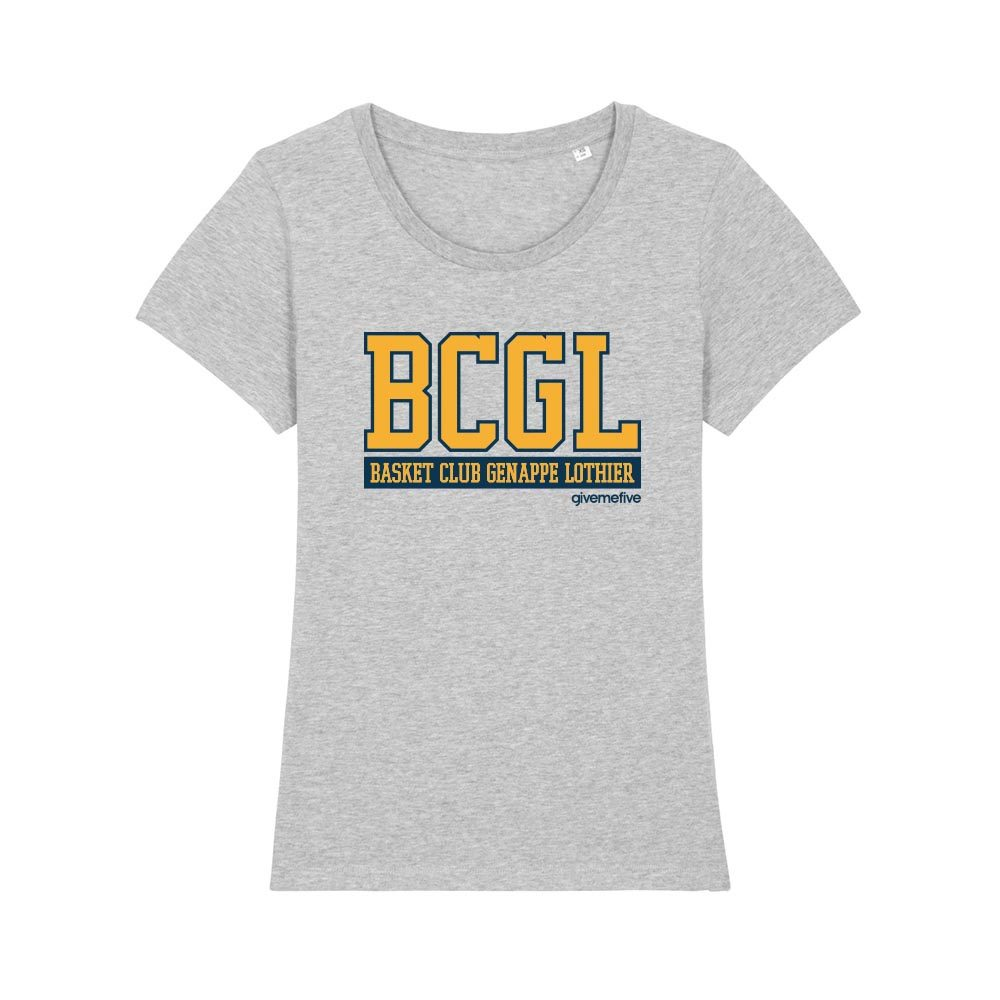 T-shirt femme - BCGL