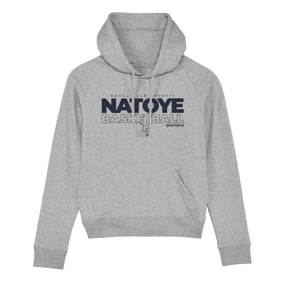 Sweat-shirt capuche femme – Natoye Basketball