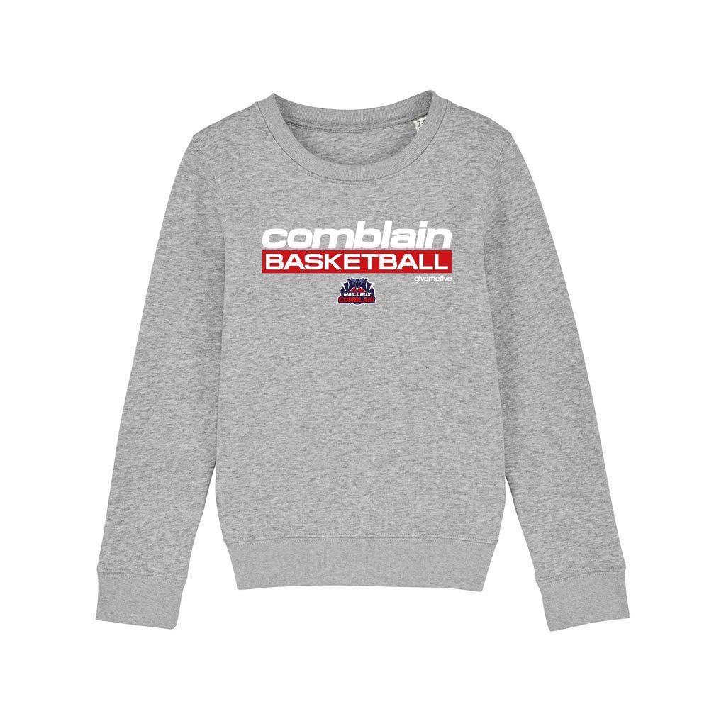 Sweatshirt enfant – Comblain Basketball