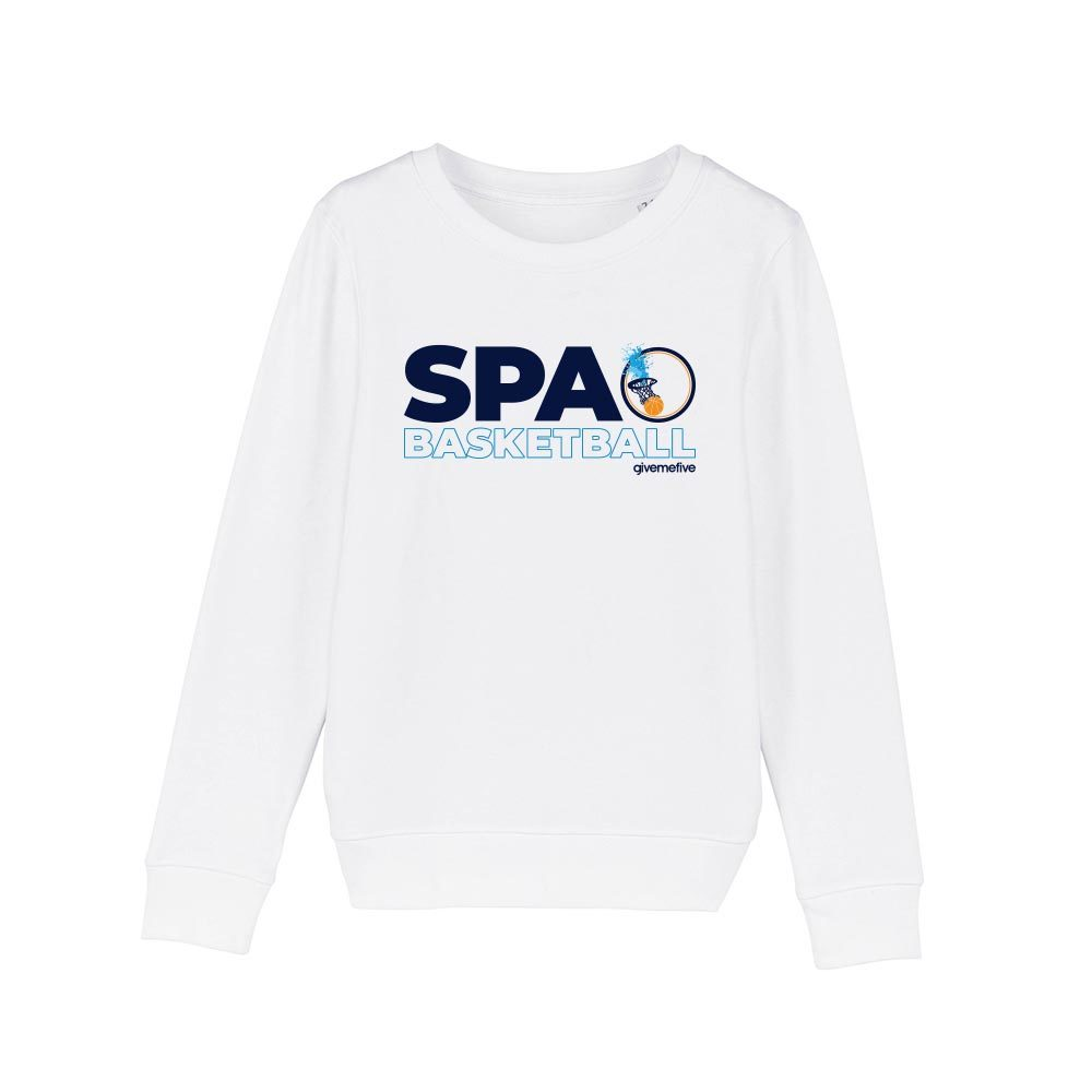 Sweatshirt enfant – Spa Basketball