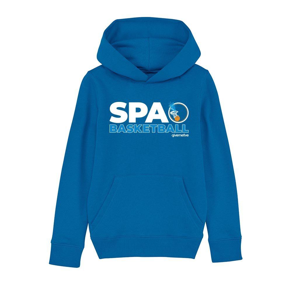 Sweatshirt capuche enfant – Spa Basketball