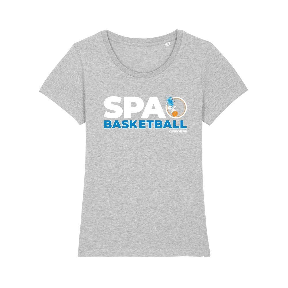 T-shirt femme - Spa Basketball