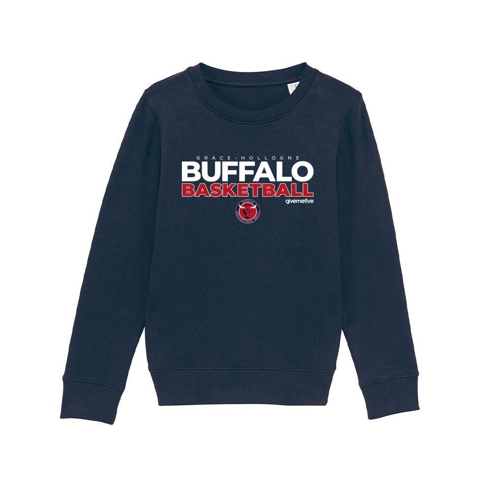 Sweatshirt enfant – Buffalo Basketball