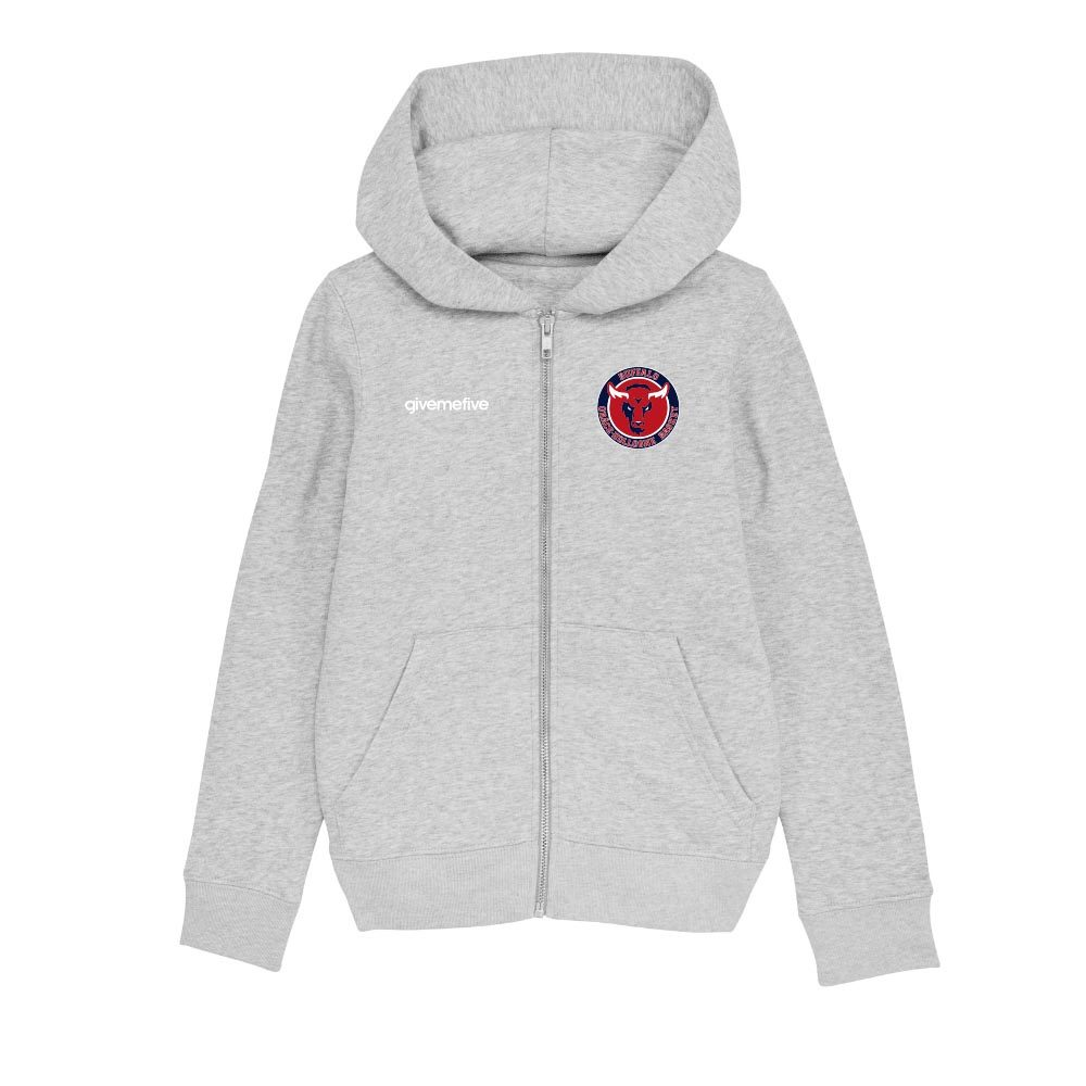 Sweatshirt capuche zip enfant – Buffalo Basketball