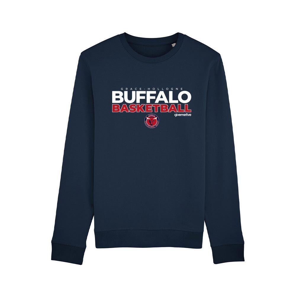 Sweat-shirt col rond – Buffalo Basketball
