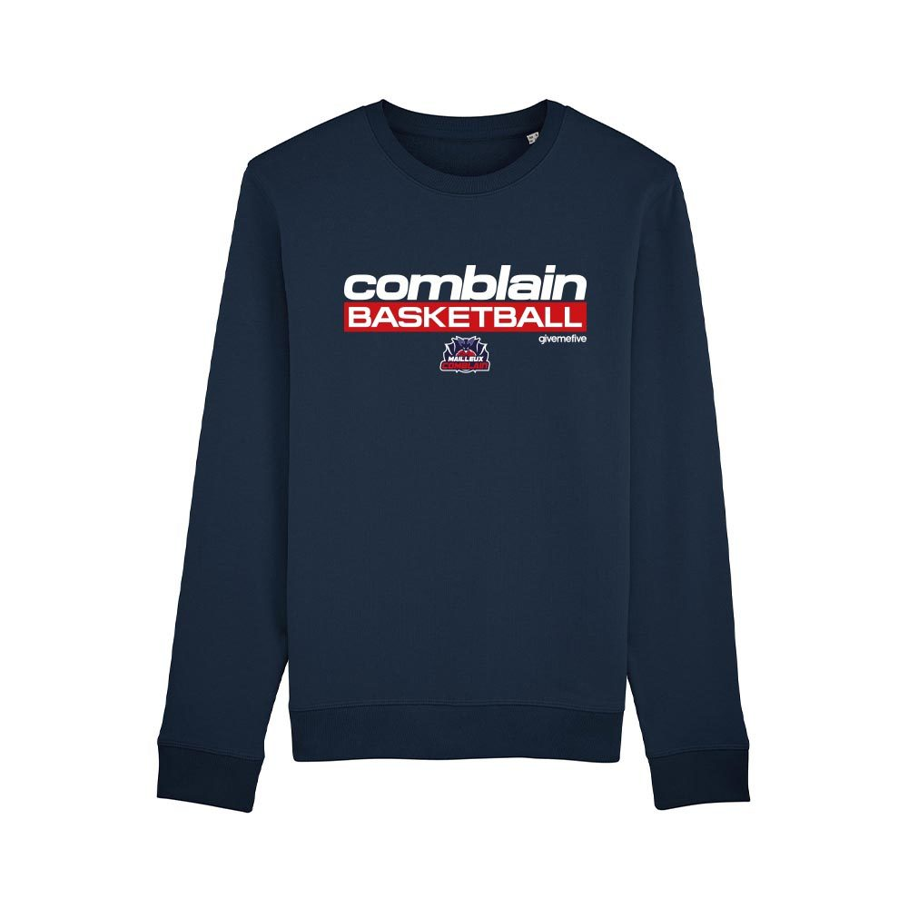 Sweat-shirt col rond – Comblain Basketball