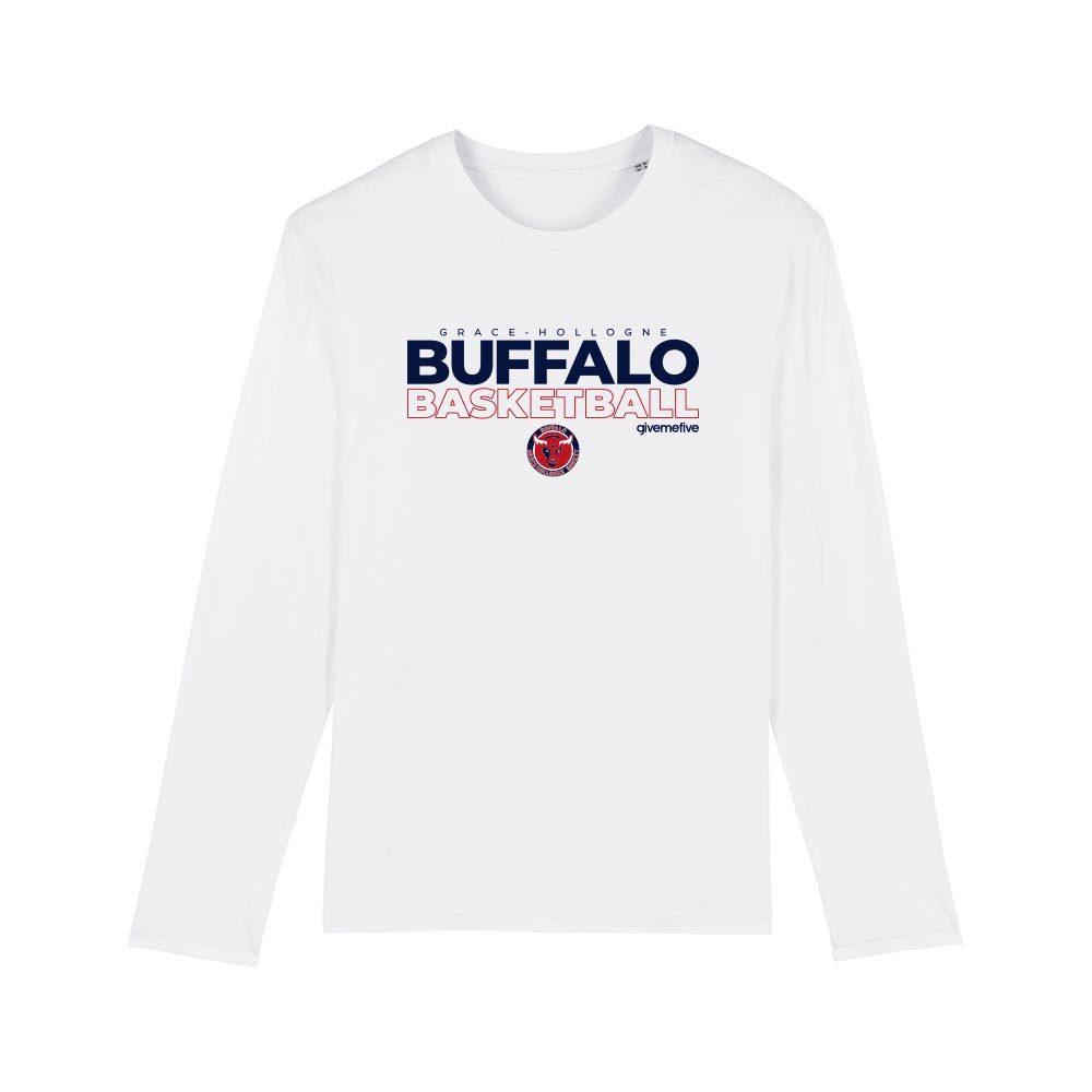 T-shirt manches longues – Buffalo Basketball