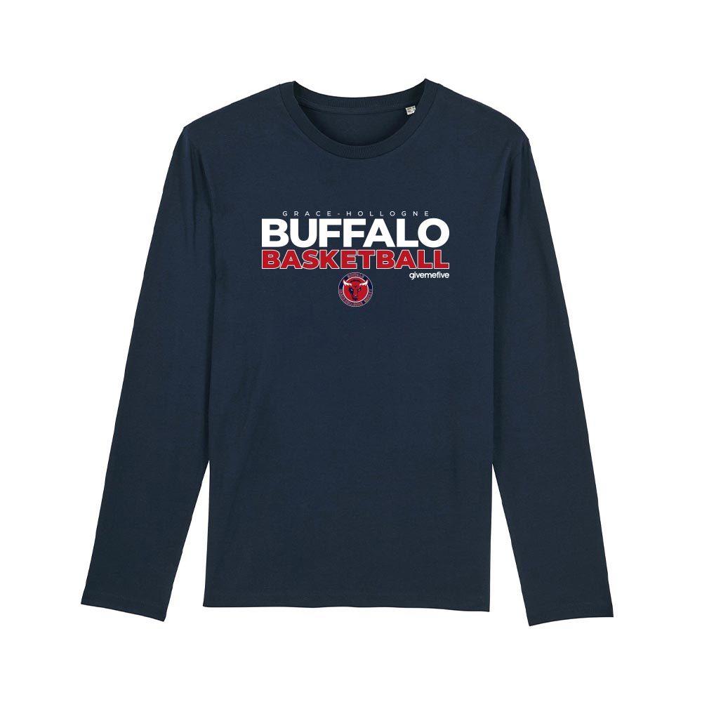T-shirt manches longues enfant – Buffalo Basketball